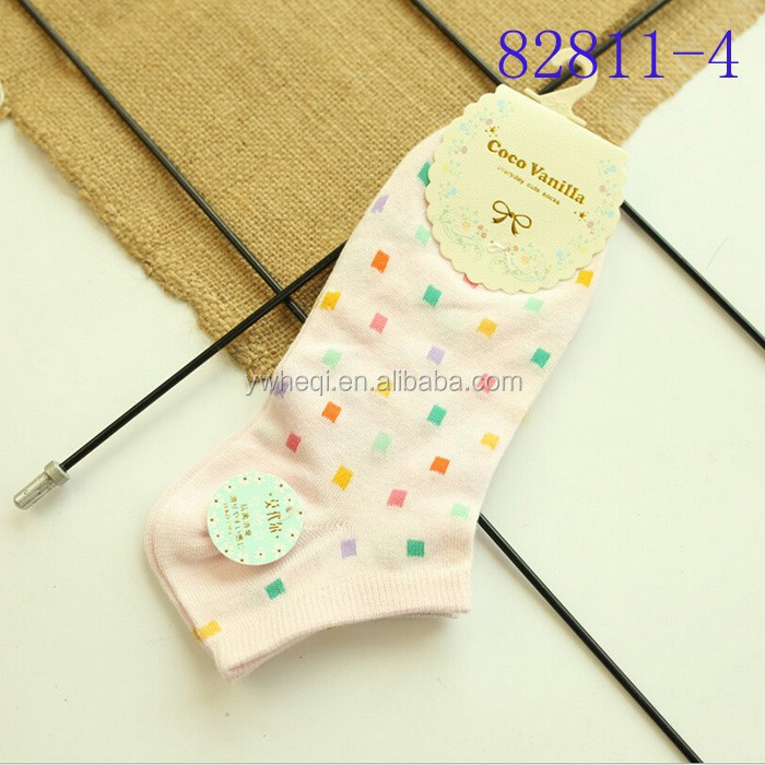 modal cotton wholesale lady character lattice bulk socks