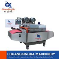 CKD-2-800 Many saw blade ceramic tile glass Mosaic cutting machine
