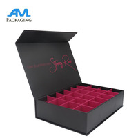 Wholesale Black Packaging Box Rigid Black