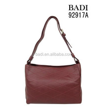 chinese manufacturing lady handbag companies trendy women pure leather bag