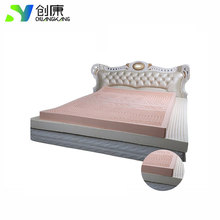 China factory direct sale the best latex mattress bed