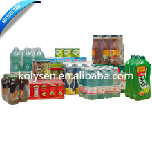 PE inkjet printing shrink film for packaging