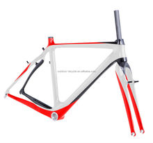 Baolijia 2016 high-end carbon fiber bike frame t700 full Carbon bike frame full carbon cyclo-cross bike frame FM058