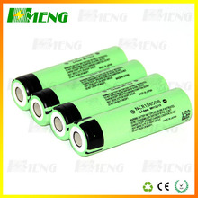 NCR18650B 3400mah High Capacity Genuine Cylinderical Rechargeable Lithium Battery For 18650 battery charger, NCR18650B