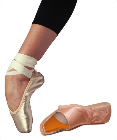 No Pain Ballet Pointe Shoes