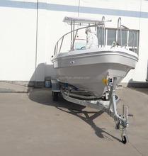 680mm JS yacht large wholly fiberglass bottom and hull speed open cheap fishing boat JS-700