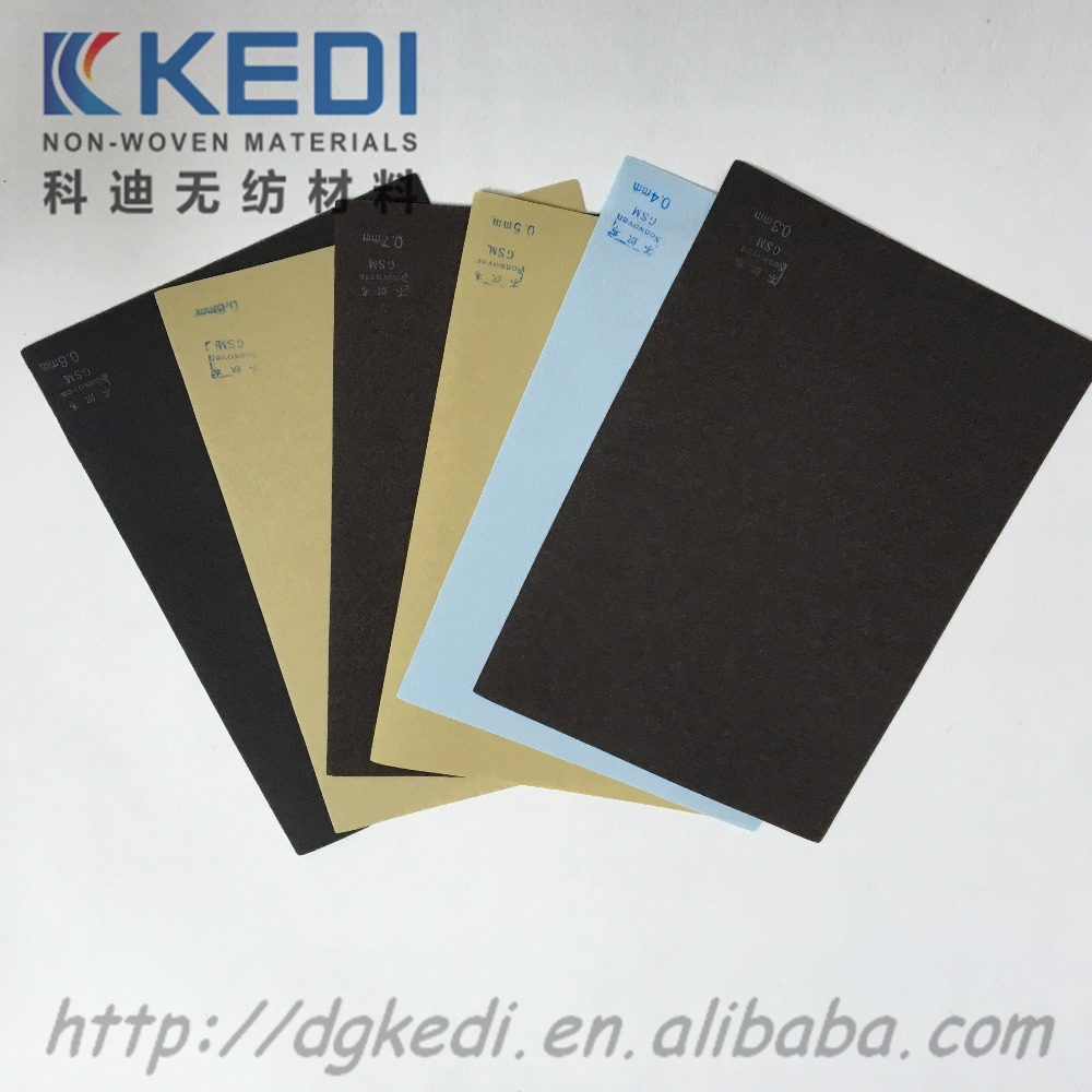 non woven fabric non-absorbent for bag inner reinforcement material
