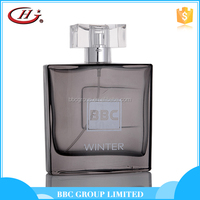 BBC Texture Series - TT012 China supplier long lasting men black glass bottles natural royal perfume price
