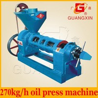 Supply Edible Oil Press Machinery groundnut oil extraction machine