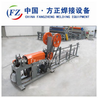 Fabric Wire Cutting and Straightening Machine