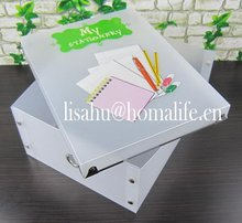 Transparent foldable box for tea tin for home