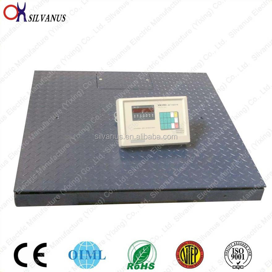 industrial platform 3 ton weighing scale