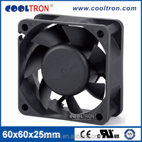 Low Noise External Rotor Axial Fan Cooling Fan For ps3 60X60X25mm 12V/24V