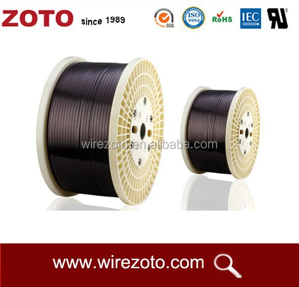 electric insulated copper color solderable aluminum wire