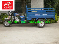 cargo tricycle for Canton Fair 175cc water cooled 3 wheel motorcycle