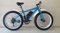 Powerful Big Tire 26'' Electric Bike Race 250w To 9600w