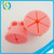 Cute FDA Flexible Silicone Nail Polish Stand Holder for women finger ring