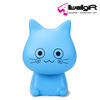 Rechargeable Folding Cat Shaped Plastic Led Reading Lamps Desk Night Lamps