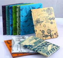 A3 A4 business notebook professional note books printing