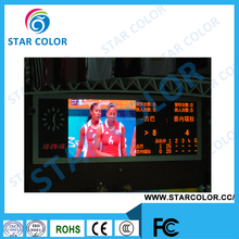 stage/out concert/competition hd p6 rental led video screen die-casting aluminum cabinet