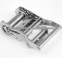 "1.5"" 3 Ton stainless ratchet buckle"