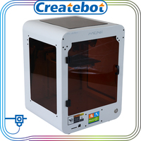 2016 createbot mini 3d printer mobile phone accessories createbot 3d printer for sale high quality 3d printer parts