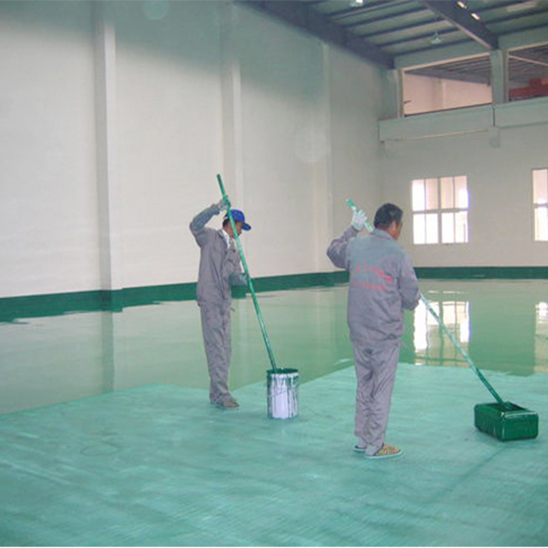 Easy Act Seamless Epoxy Concrete Sealer