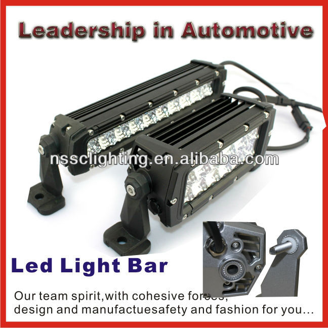 2014 NSSC Wholesale good feedback offroad,truck,4x4,car,led police light bar