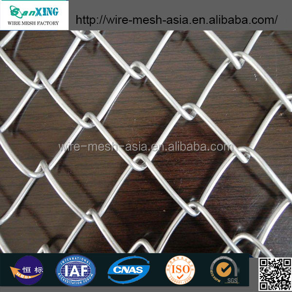 Hot Dipped Galvanized Temporary Construction Chain Link Fence for customized,erope style asia style