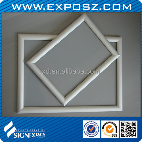 Advertising Wall Mounted Snap Picture Frame