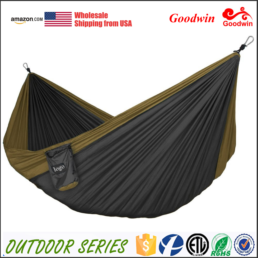 Goodwin Camping Bicolor Parachute Nylon Hammock For Sale
