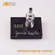 Hot new products 2014 electronic cigarette low resistance ohm tester vaporizer ohm meter