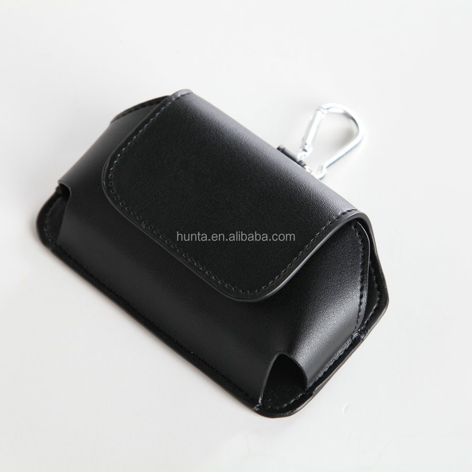 Mobile phones belt clip cover genuine leather mobile accessories