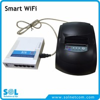 Smart Mini WiFi Modem with Thermal Voucher Printer
