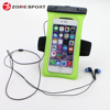 2016 new product PVC Floating Waterproof Bag With Headphone Jack