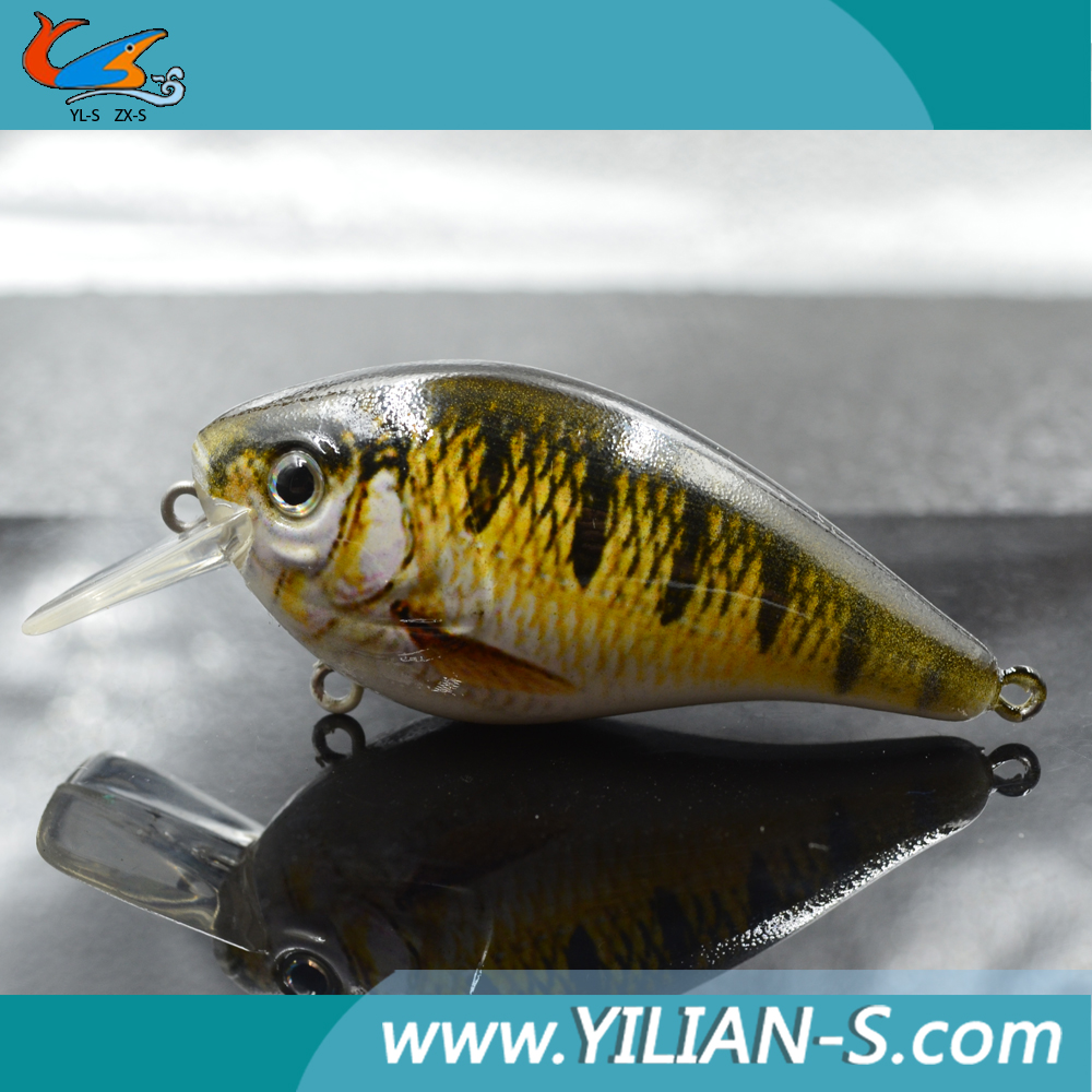 High quality product rattling square bill lures fishing for Bass fishing lures for sale