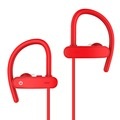 4.1 Wireless Headphone RU10 Sport Bluetooth Headset Earphones Noise Cancelling