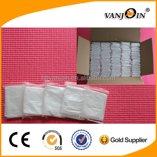 Disposable Waterproof PE Plastic Gloves for Hair Straightener