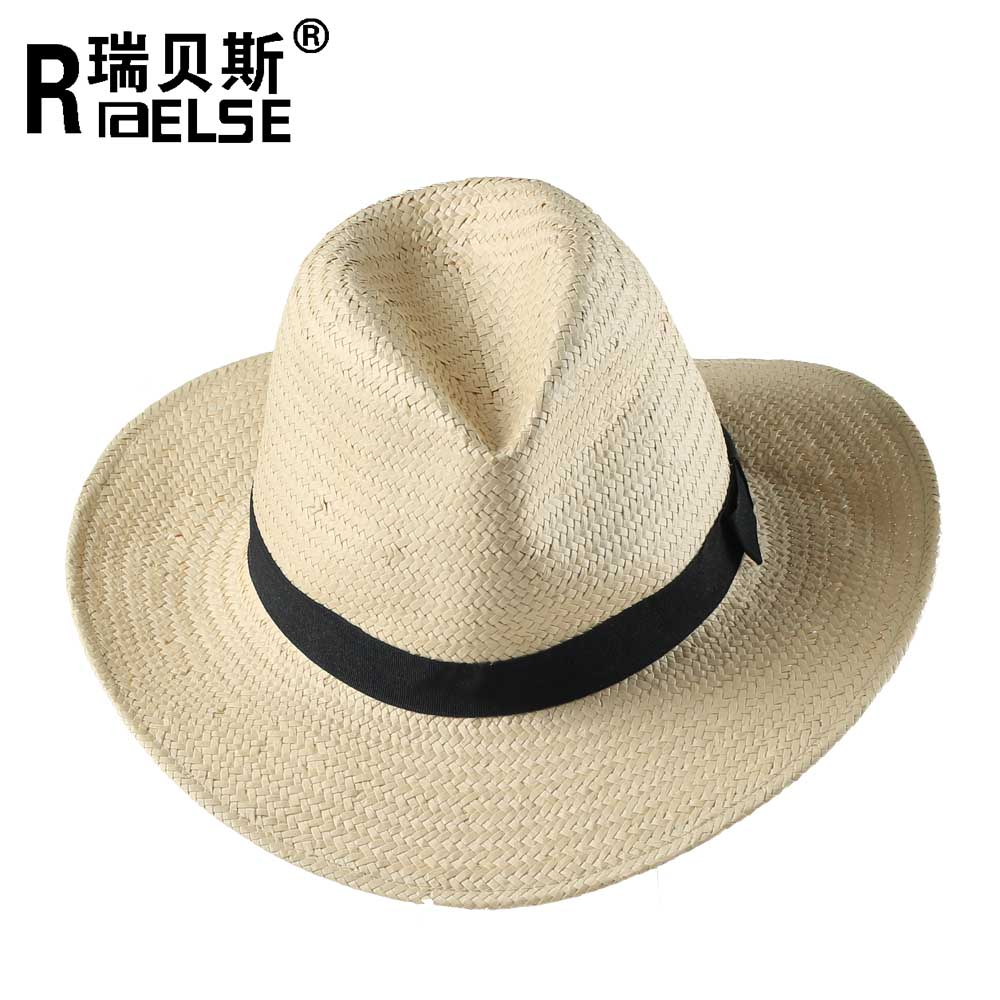 men cheap paper vase hat panama straw hats