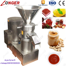 Colloid Mill Tomato Paste Sesame Chilli Grinding Machine Soybean Grinder Peanut Butter Maker