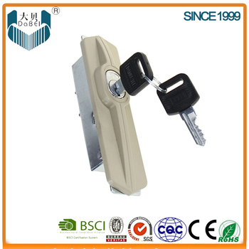 219 white sliding door lock