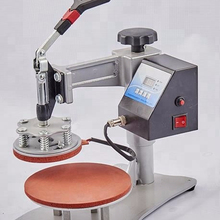 8inch Plate heat press machine for sublimation plate digital printers