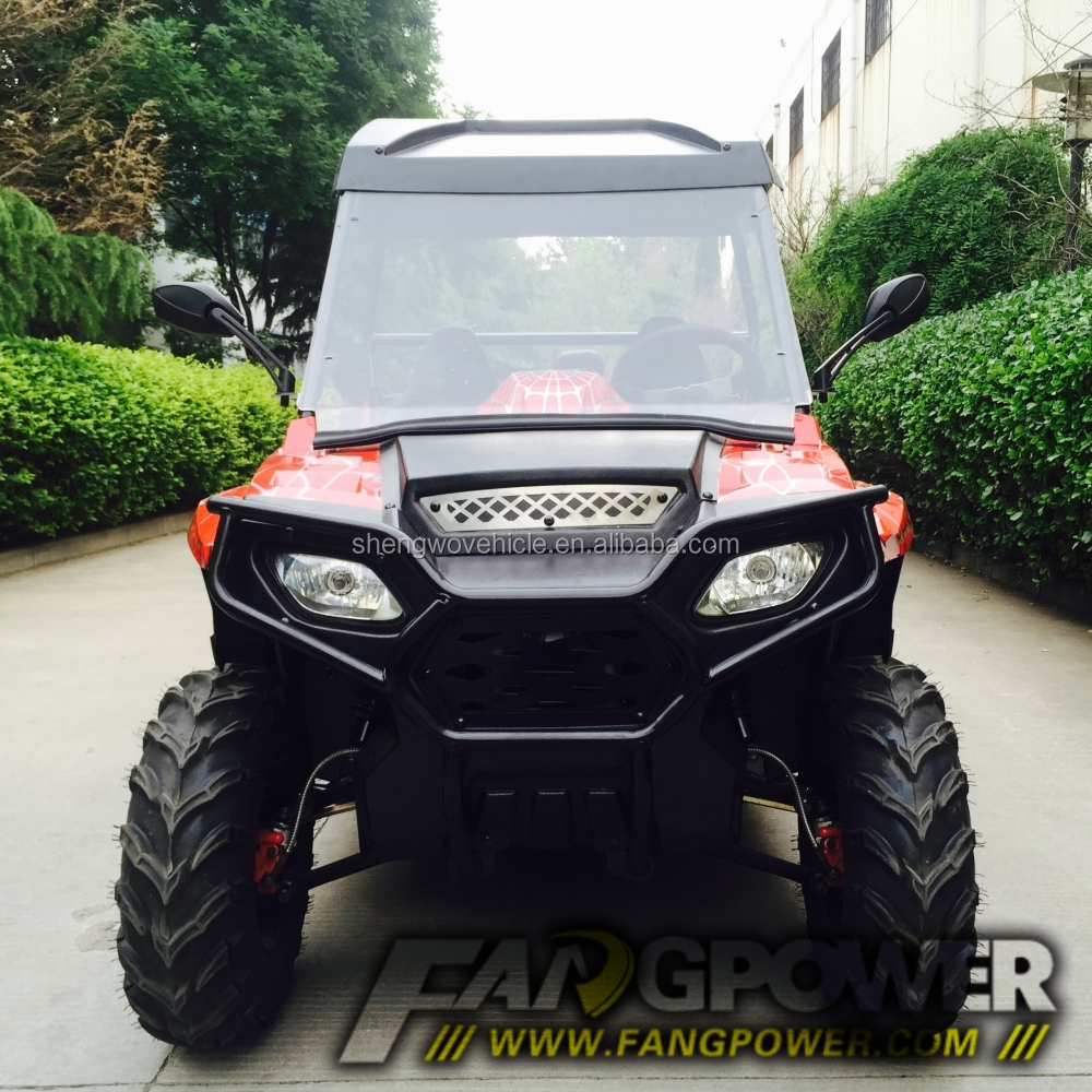 2015 EPA approved 2 seats 200cc buggy ssv 4x4