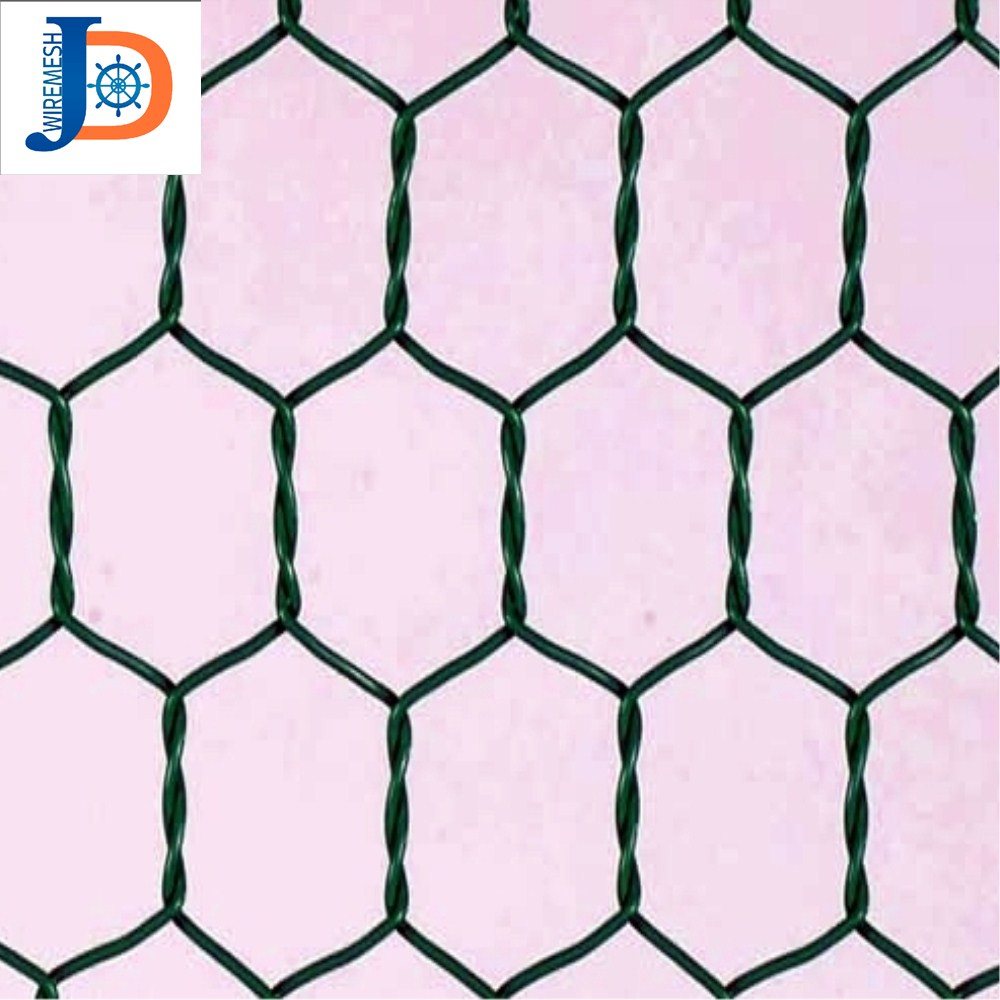 double twisted hexagonal wire mesh stone cage/galvanized hexagonal wire mesh