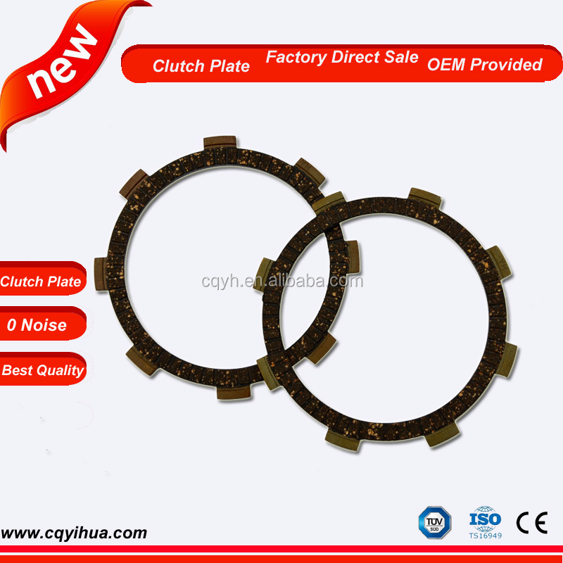 Motorcycle Parts Factory Direct Sales Clutch Plate Price Manufactuers