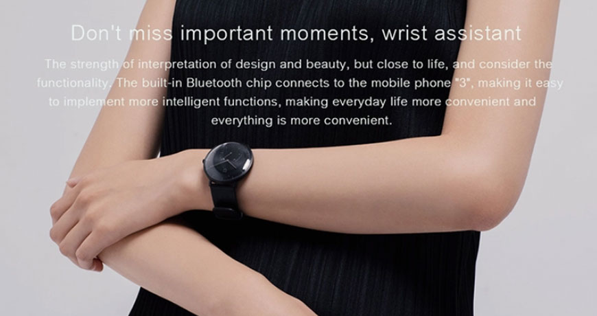 Original Xiaomi Mi Mijia Quartz Watch Xiaomi Smart Sport Watch Fashion Style