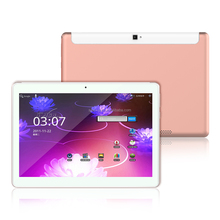 10inch MTK6753 quad core 1290x1200 ips shenzhen tablet pc 4G large screen tablet pc