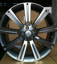 22*10inch, 45ET, 5*120mm MP Color Aluminum Alloy Wheel