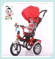 2016 new model three wheels bicycle for 2-4 years old children with EN71 certificate for best quality