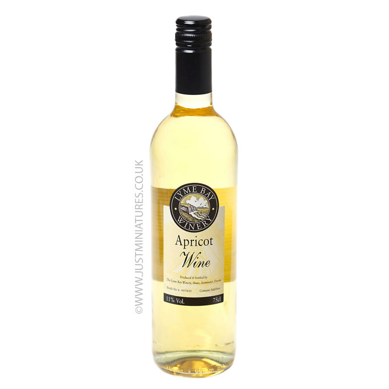Apricot Brandy 75cl (Lyme Bay)